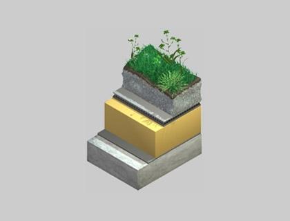 Biodiverse GReen Roof Render