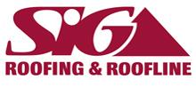 SIG Roofing Roofline Logo